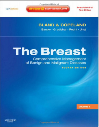 The Breast, 2-Volume Set, Expert Consult Online and Print: Comprehensive Management of Benign and Malignant Diseases, 4e (Breast (2 Vol. Set) (Bland)) 4th Edition