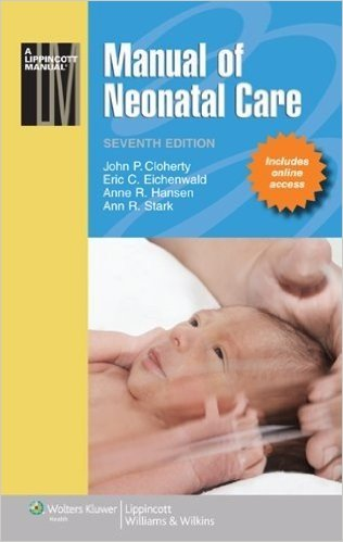 Manual of Neonatal Care 7th Edition