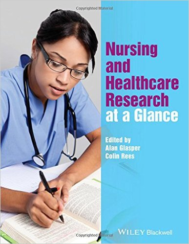 Nursing and Healthcare Research at a Glance 1st Edition
