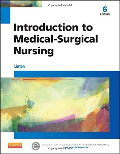 Introduction to Medical-Surgical Nursing, 6e 6th Edition