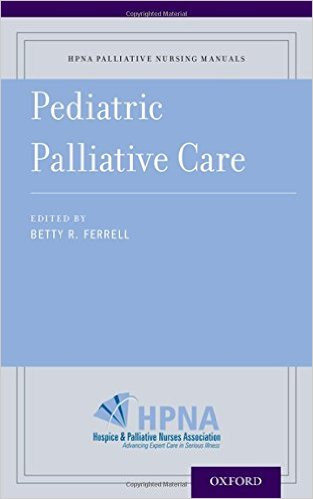 Pediatric Palliative Care  1st Edition