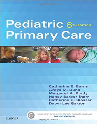 Pediatric Primary Care, 6e 6th Edition