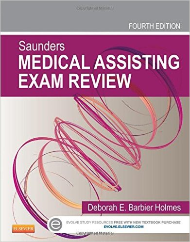 Saunders Medical Assisting Exam Review, 4e 4th Edition