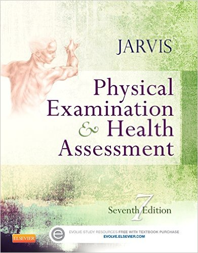 Physical Examination and Health Assessment, 7e 7th Edition