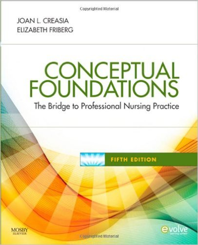 Conceptual Foundations: The Bridge to Professional Nursing Practice, 5e 5th Edition