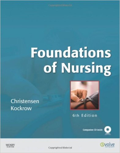 Foundations of Nursing, 6e 6th Edition