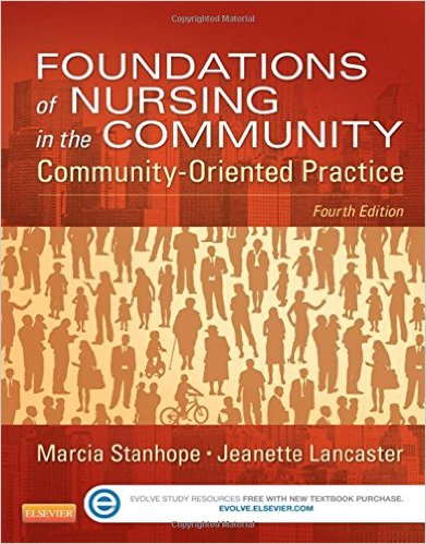 Foundations of Nursing in the Community: Community-Oriented Practice, 4e 4th Edition