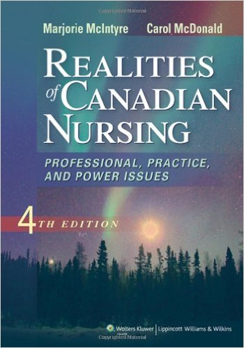 Realities of Canadian Nursing Fourth Edition