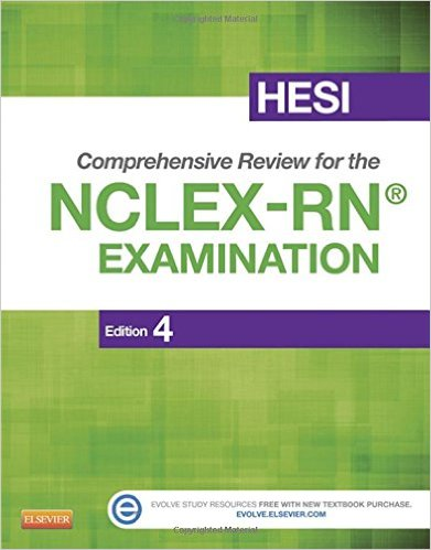 HESI Comprehensive Review for the NCLEX-RN Examination, 4e 4th Edition