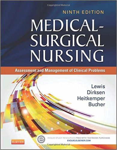 Medical-Surgical Nursing: Assessment and Management of Clinical Problems, 9th Edition 9th Edition