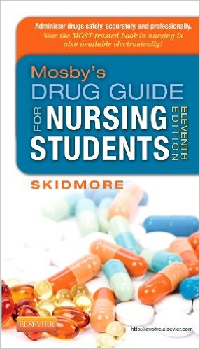 Mosby's Drug Guide for Nursing Students 11th Edition