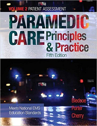 Paramedic Care: Principles & Practice, Volume 2 (5th Edition) 5th Edition