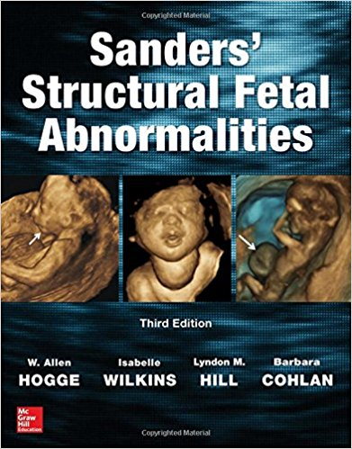 Sanders' Structural Fetal Abnormalities, 3rd Edition