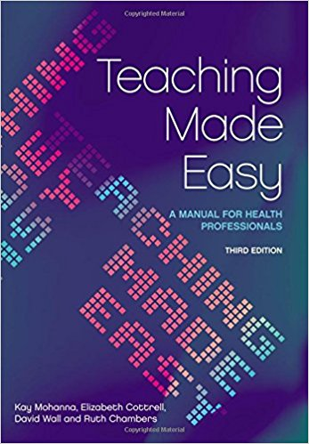 Teaching Made Easy : A Manual for Health Professionals