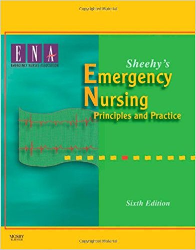 Sheehy S Emergency Nursing Principles And Practice 6th Edition 6th