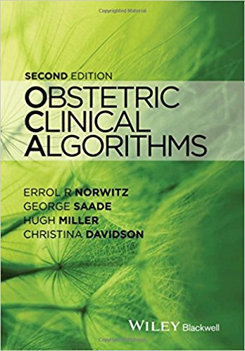 Obstetric Clinical Algorithms 2nd Edition PDF