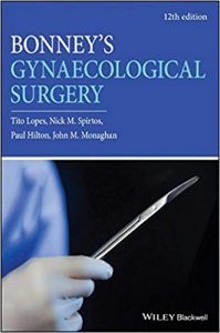 Bonney's Gynaecological Surgery 12th Edition PDF