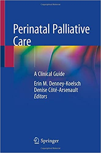 Perinatal Palliative Care: A Clinical Guide 1st ed. 2020 Edition PDF