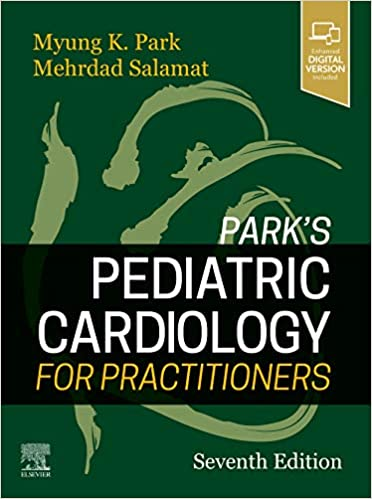 Park's Pediatric Cardiology for Practitioners 7th Edition PDF