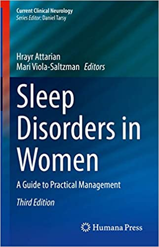 Sleep Disorders in Women: A Guide to Practical Management 3rd ed. 2020 Edition PDF